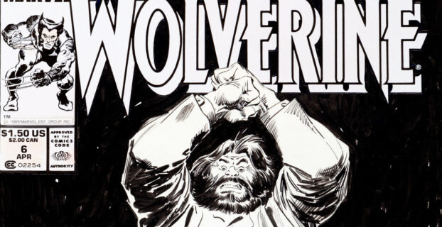 Roughouse Wolverine Movie Marvel