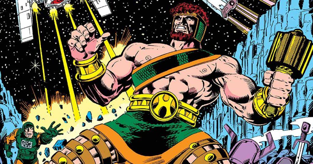 Russel Crowe MCU Thor Sequel Zeus Hercules