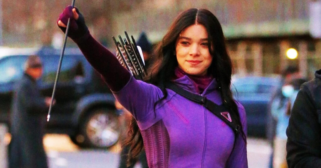 The Falcon And The Winter Soldier Hailee Steinfeld Mystery Cameo