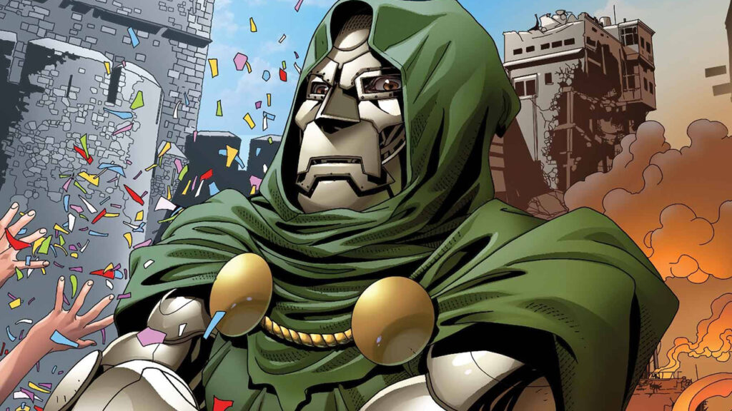 The Falcon and the Winter Soldier Dr Doom