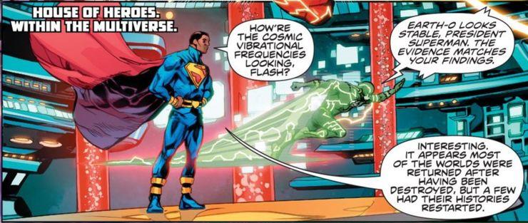 DC Films JJ Abrams Multiverse Justice League