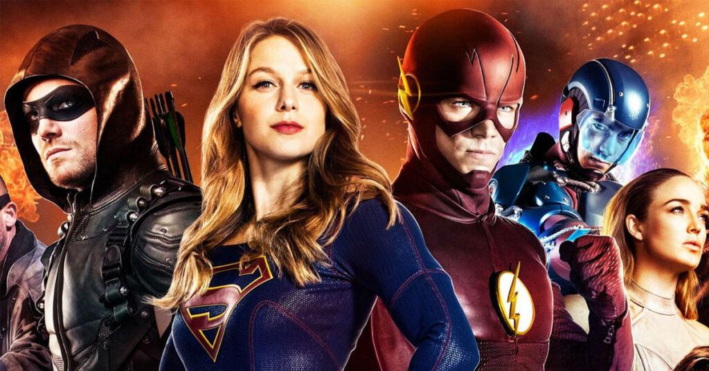 The Flash Film Arrowverse