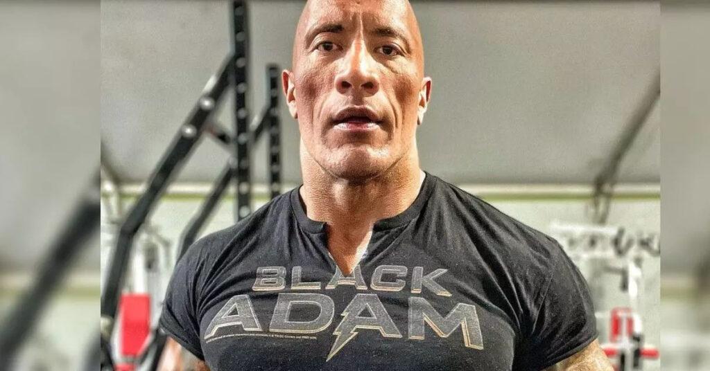 The Rock Black Adam #RestoreTheSnyderverse