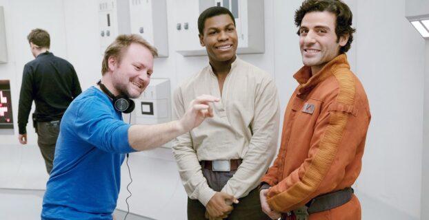 The Mandalorian Rian Johnson In Talks To Direct Episode