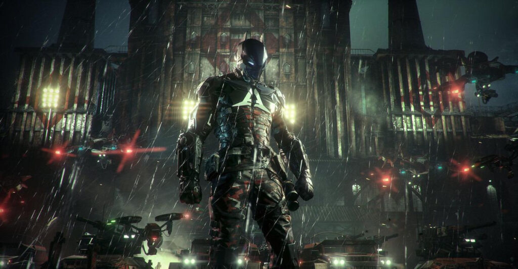 AT&T Interested in Batman: Arkham Knight Series for Ben Affleck