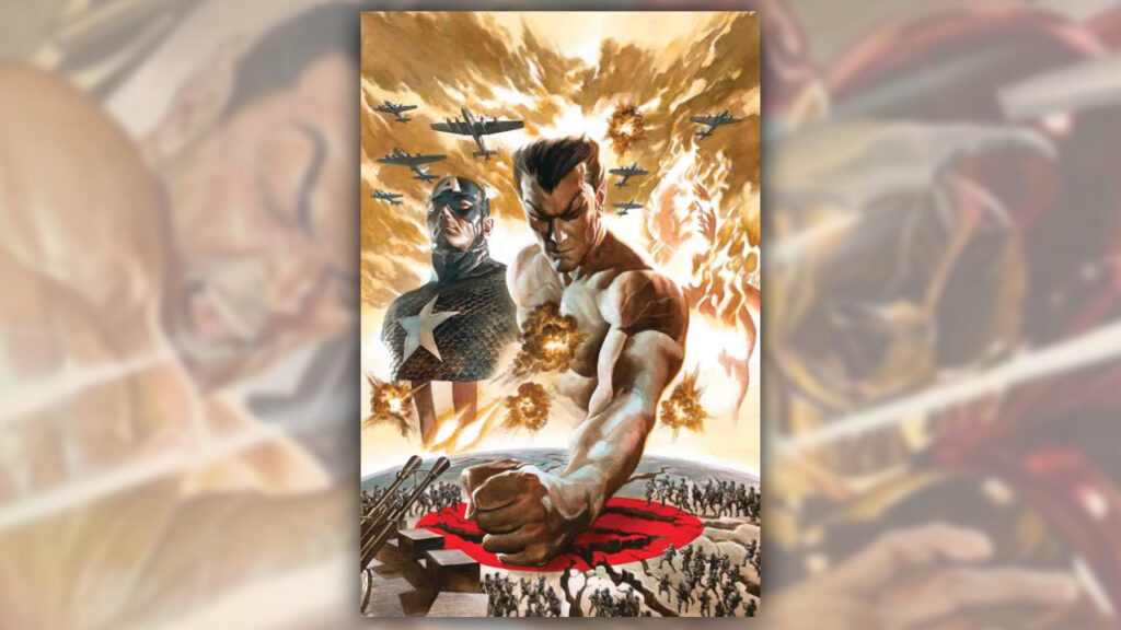 Namor is the Villain in Black Panther: Wakanda Forever
