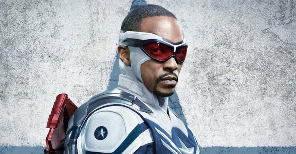 New Captain America to Appear in Black Panther Sequel