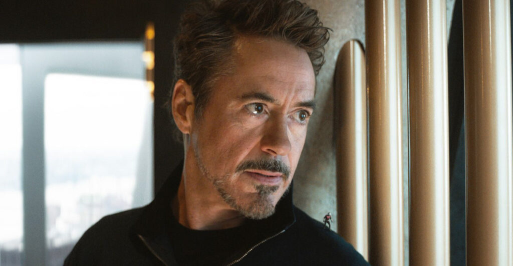 New Younger Tony Stark to Enter MCU