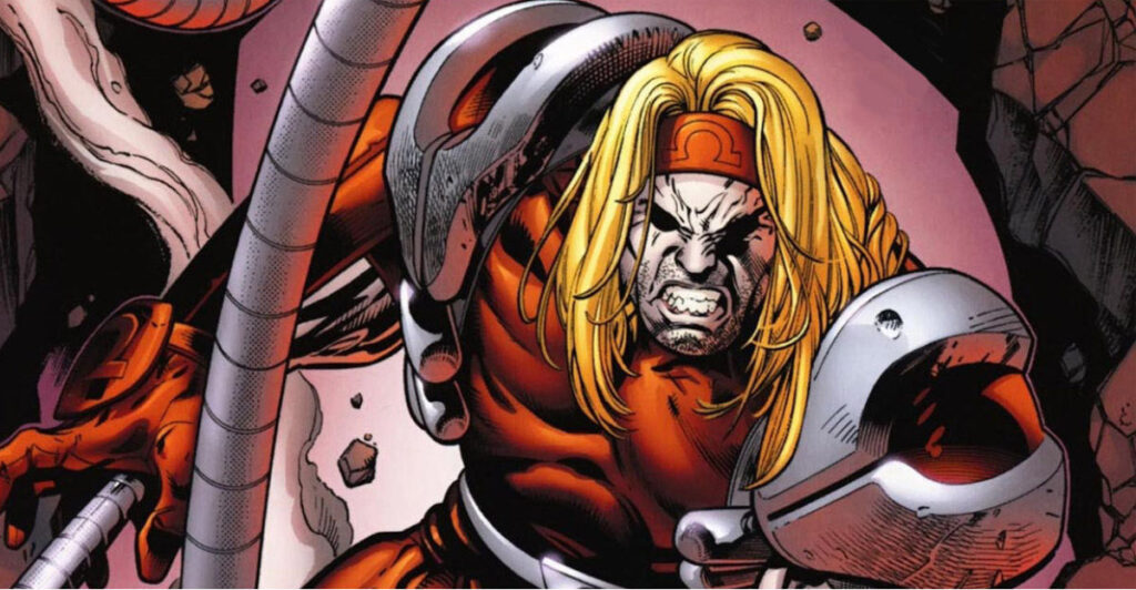 Omega Red Developed for Black Widow Sequel