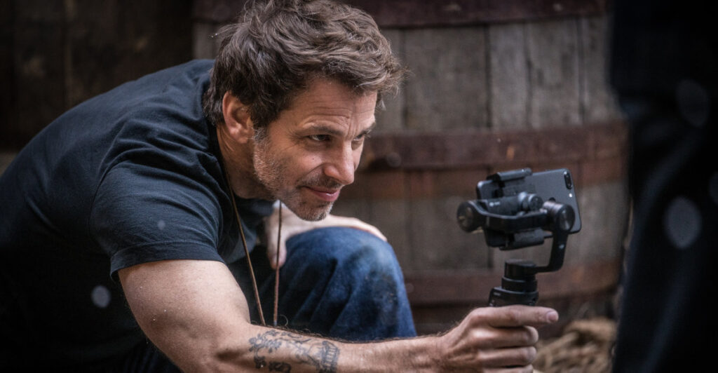 Zack Snyder Interested in Directing a Star Wars Movie