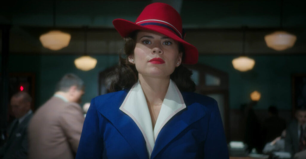 Agent Carter Possibly Spotted in Loki