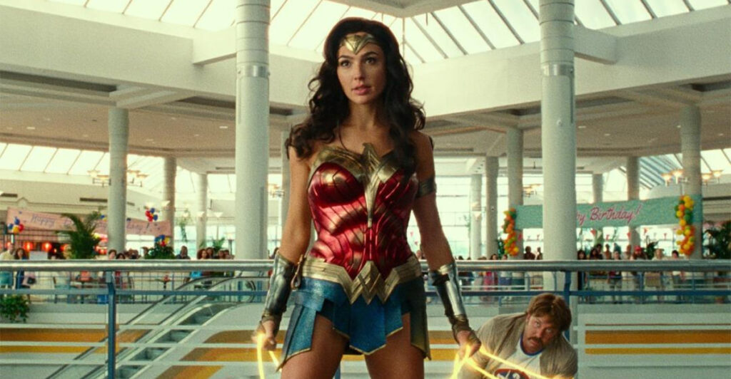 Could Gal Gadot's Wonder Woman Be Replaced by Brazilian Version