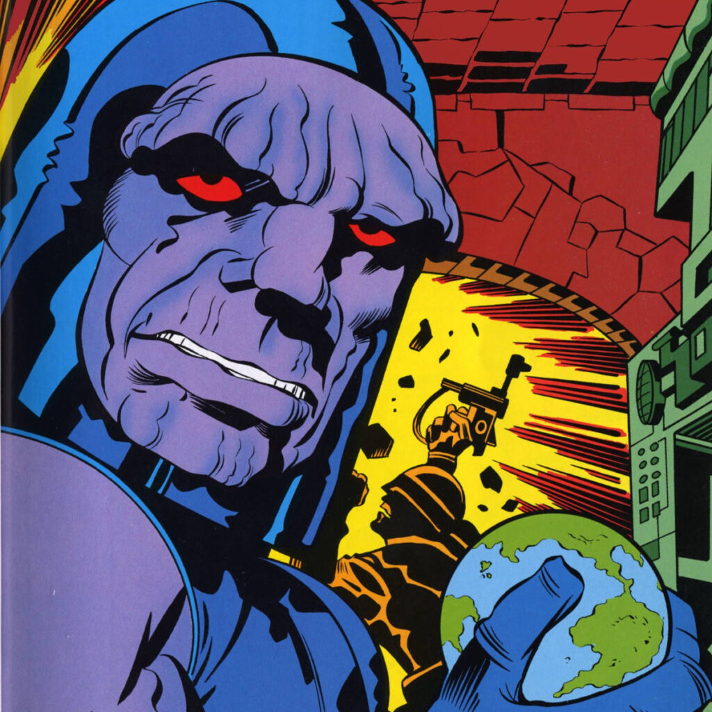 Darkseid Limited Series Discussed at HBO Max