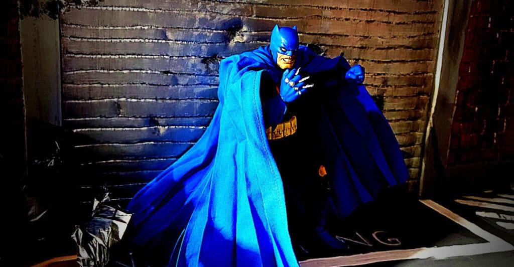 The Mafex Dark Knight Returns Batman Figure Is Incredible