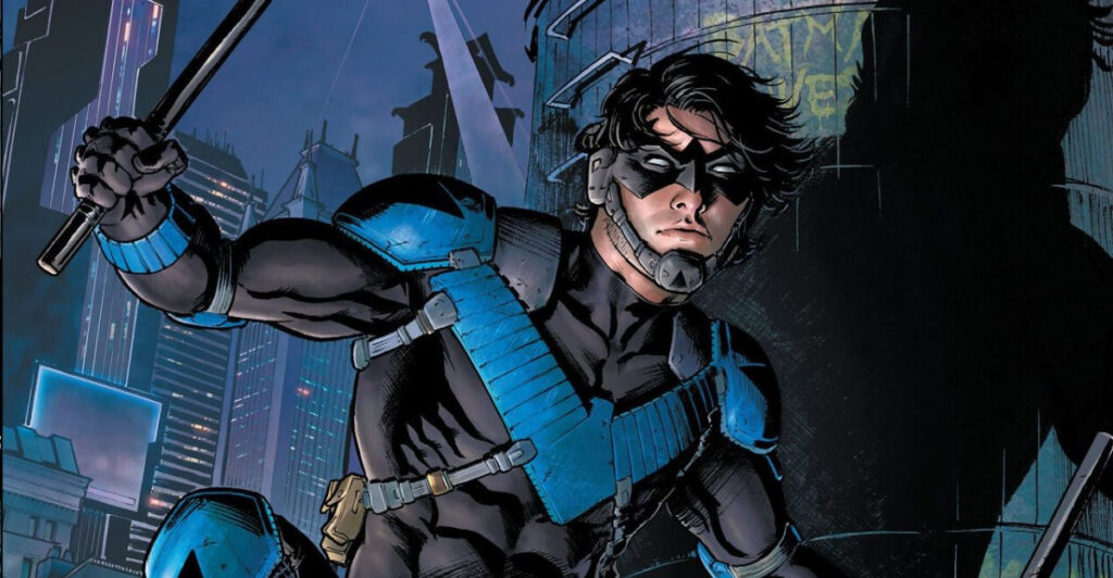 Nightwing Movie Still Alive at DC Films