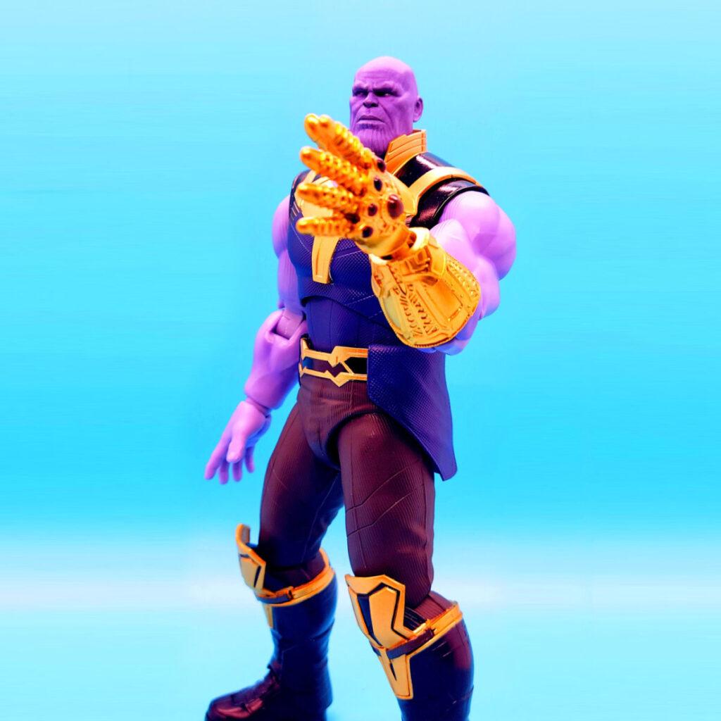 Review SHFiguarts Avengers Infinity War Thanos Figure