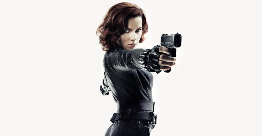 Scarlett Johansson Not Done as Black Widow