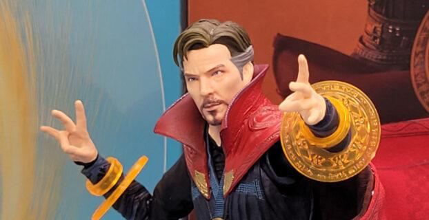 Avengers Infinity War SHFiguarts Doctor Strange Battle on Titan Edition