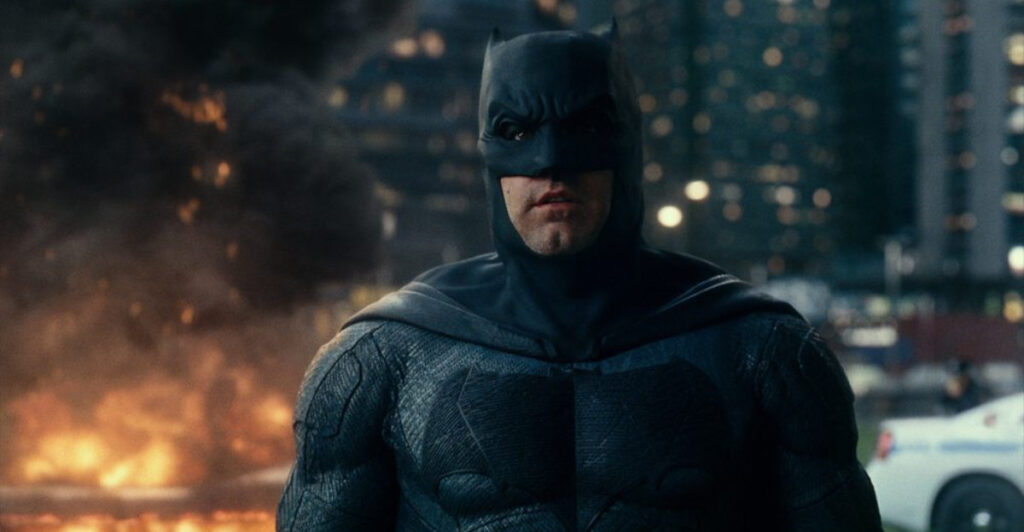 Ben Affleck's Batman Planned to Fight Michael Keaton in Flash Movie
