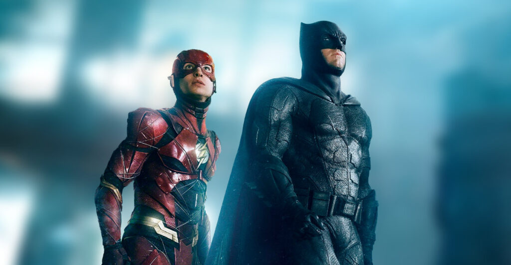 Ben Affleck's Batman on Flash Set: View Photos Inside