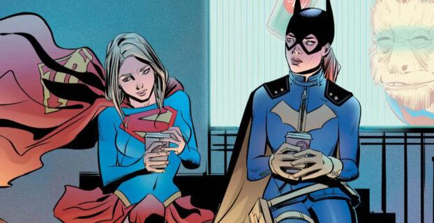 DC Films Planning Batgirl Vs. Supergirl Movie