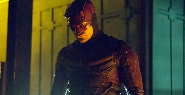 Daredevils Charlie Cox Possibly Filming Spider-Man No Way Home