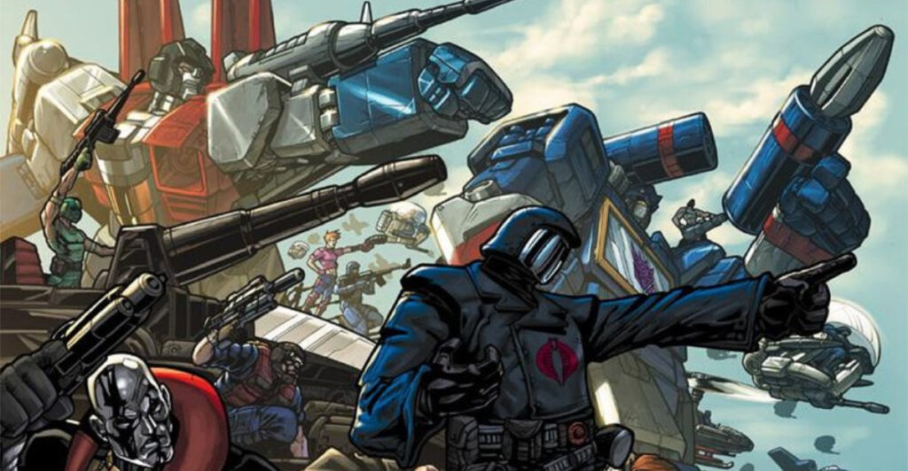 G I Joe Likely Rebooted Again for Inevitable Transformers Movie Crossover