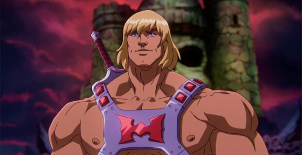 He-Man Will Take Spotlight in Masters of the Universe Revelation