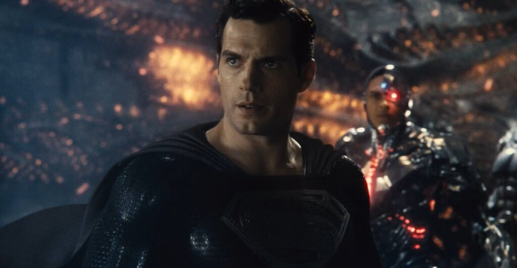 Henry Cavill Could Wear Superman Black Outfit in The Rock's Black Adam