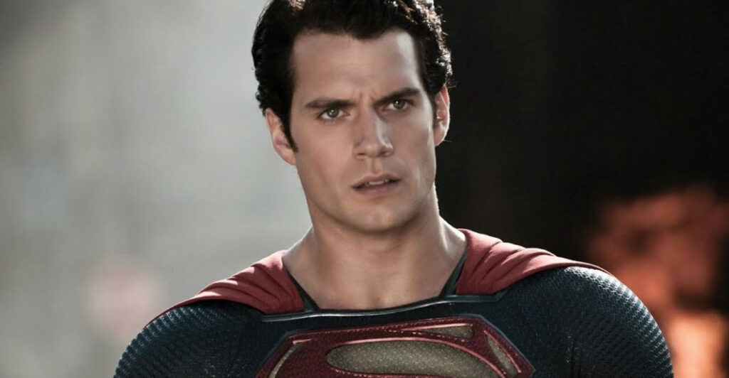 Man of Steel 2 in Works with Henry Cavill Returning