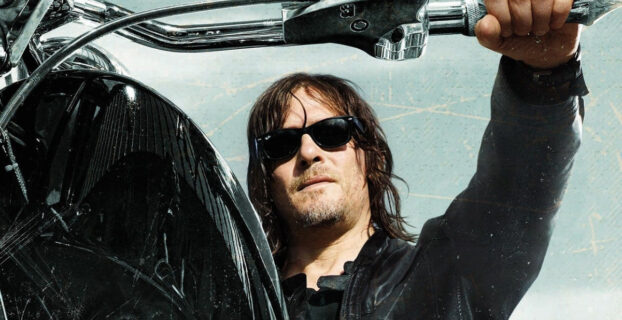 Norman Reedus Wants a Flaming Skull and Whip Chains as MCU's Ghost Rider