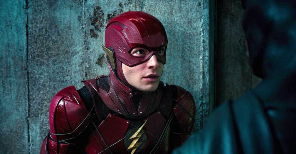 See the Batman-Related Leaked Photos from The Flash Movie
