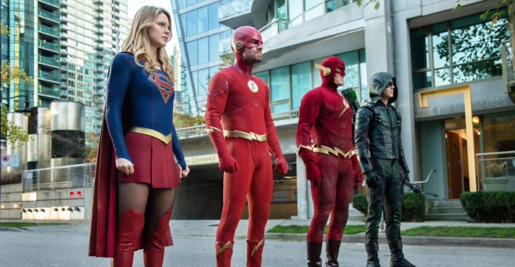 Elseworlds Animated Series Being Discussed For HBO Max