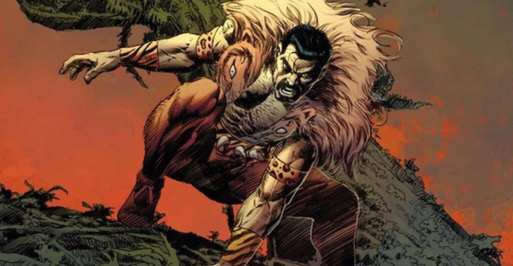 Everything To Know About The Kraven The Hunter Movie 01 Aaron Taylor-Johnson