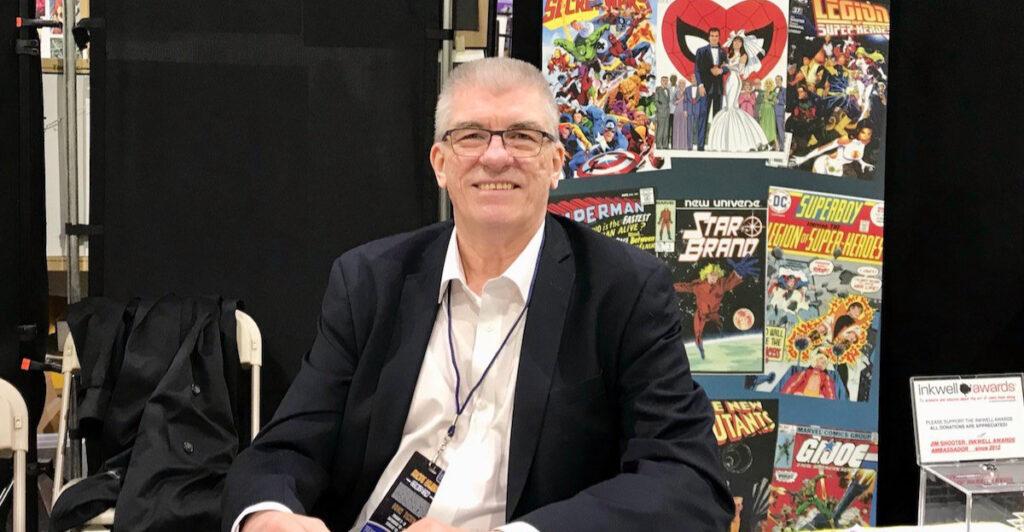 Marvel Editor Jim Shooter Secret Wars