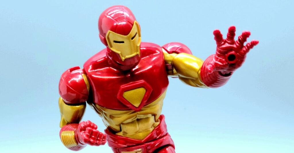 Marvel Legends Iron Man Modular Armor 6 Inch Action Figure 01aMarvel Legends Iron Man Modular Armor 6 Inch Action Figure 01a