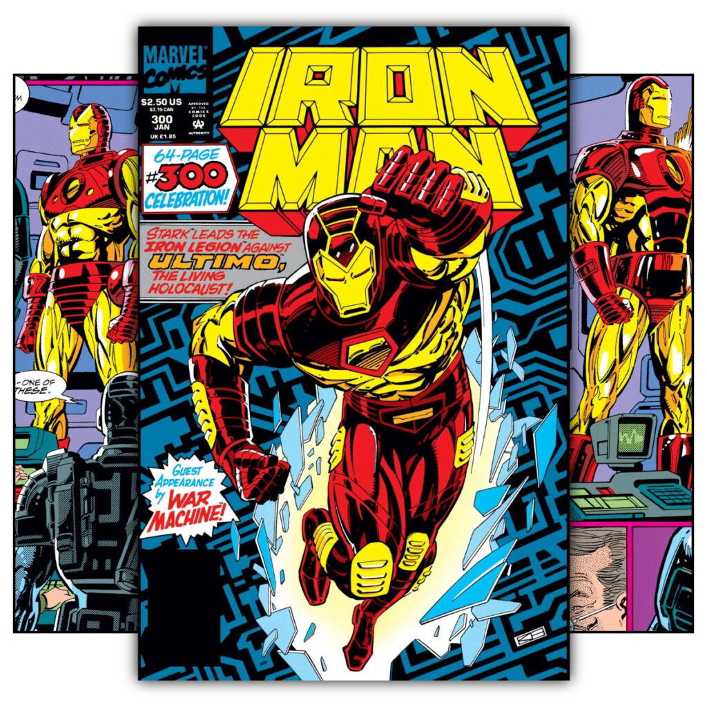 Review: Marvel Legends Iron Man Modular Armor 6 Inch Action Figure