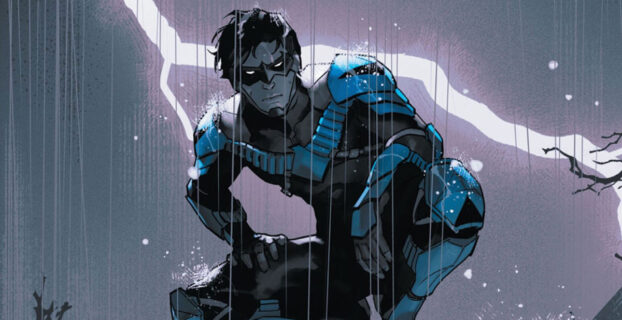 Nightwing Animated Movie Being Developed