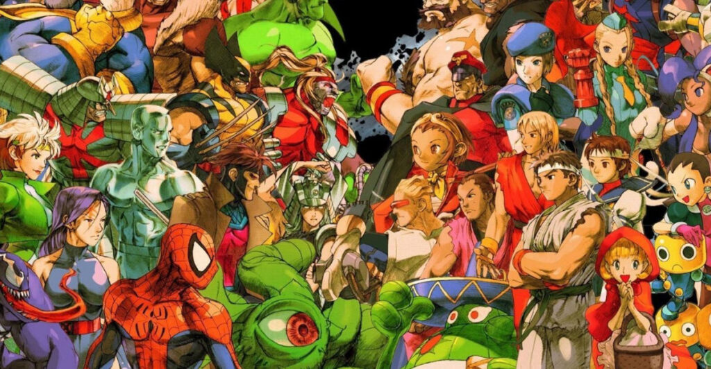 Capcom's Marvel Vs Capcom 2 New Age of Heroes Might Make A Return
