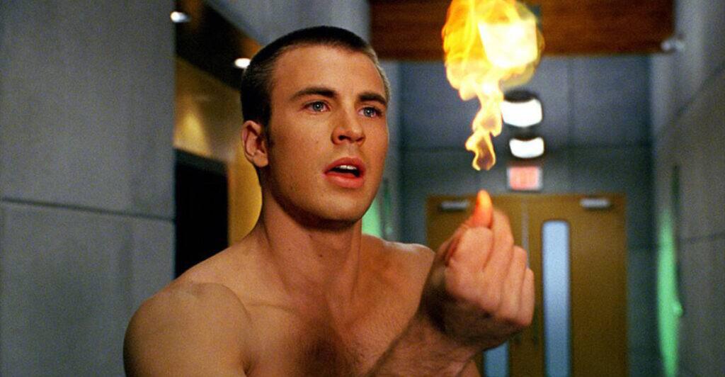 Chris Evans Could Appear in MCU's Fantastic Four Reboot