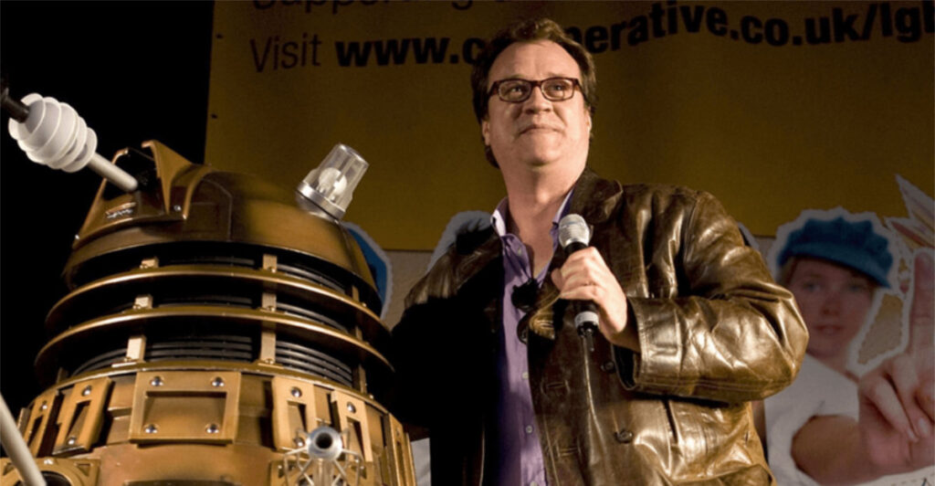 Doctor Who: Return of Showrunner Russell T. Davies Could Mean New Spin-Offs