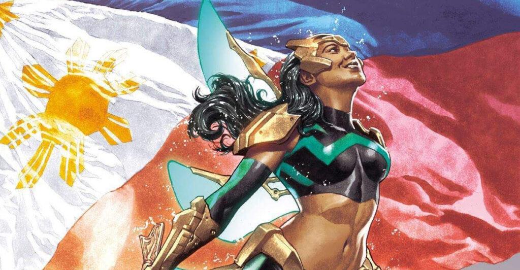 Filipina Superhero Wave to Make MCU Debut in Near FutureFilipina Superhero Wave to Make MCU Debut in Near Future