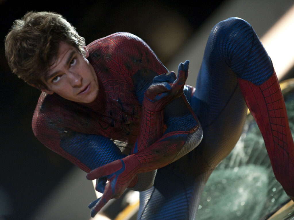 Leaked Footage Of Andrew Garfield In Spider-Man No Way Home - See It Here
