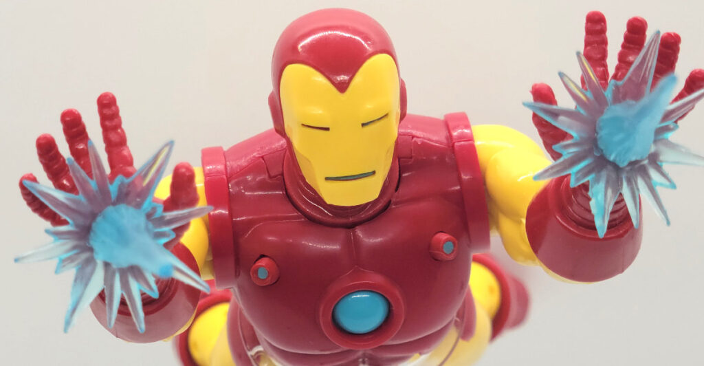 Review: Marvel Legends Iron Man A.I. Armor Mr. Hyde BAF Wave 6 Inch Action Figure
