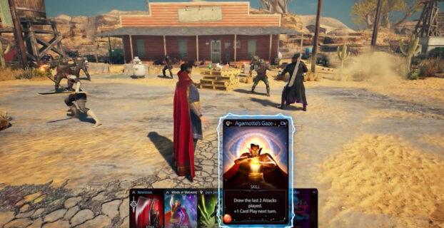 Midnight Suns Gameplay Reveal Trailer