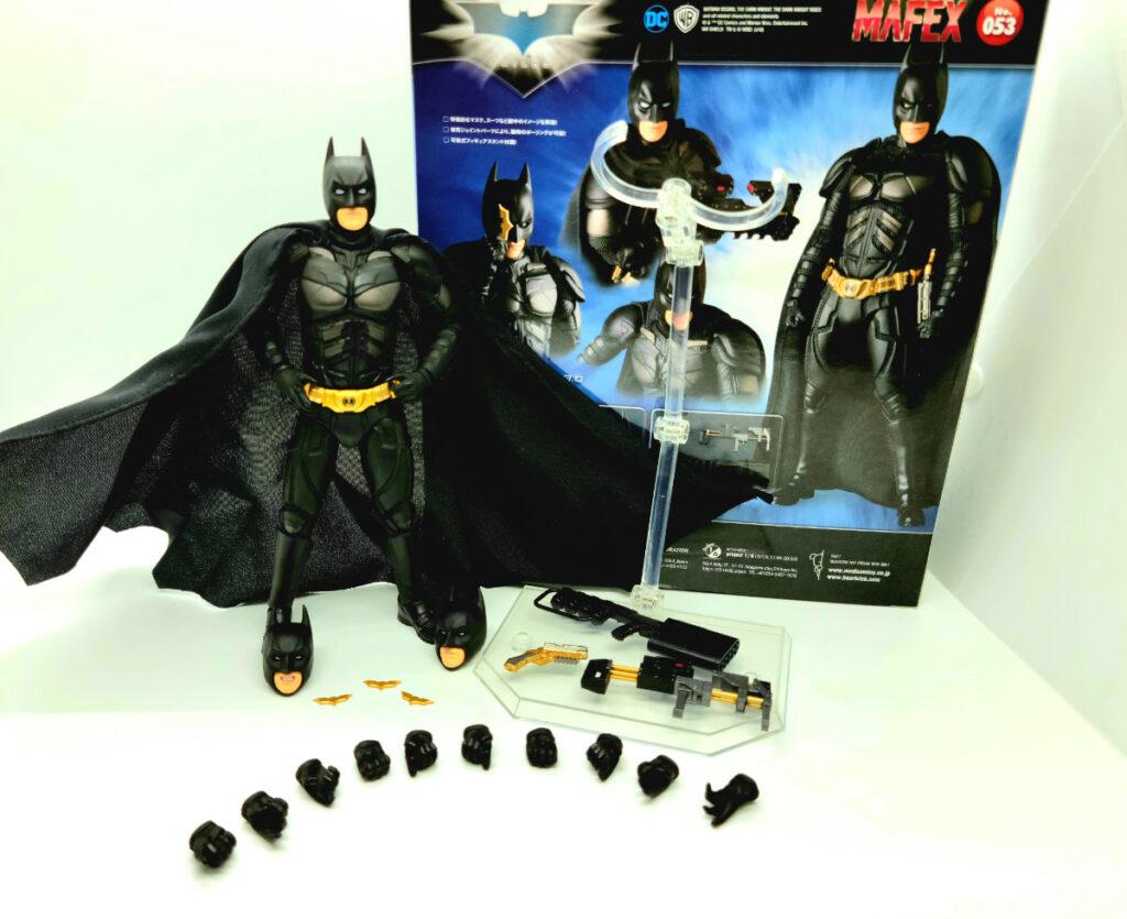Review: Medicom Mafex 053 The Dark Knight Trilogy Batman V. 3Review: Medicom Mafex 053 The Dark Knight Trilogy Batman V. 3
