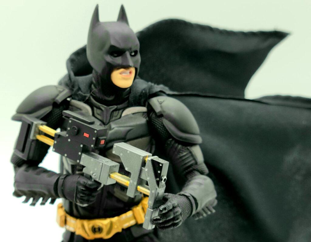 Review: Medicom Mafex 053 The Dark Knight Trilogy Batman V. 3Review: Medicom Mafex 053 The Dark Knight Trilogy Batman V. 3Review: Medicom Mafex 053 The Dark Knight Trilogy Batman V. 3