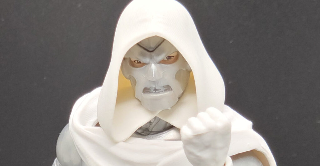 Review Marvel Legends Super Villains Wave Dr Doom 6 Inch Action Figure 01