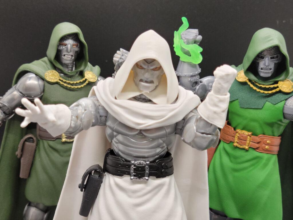 Review: Marvel Legends Doctor Doom Super Villains Wave 6 Inch Action Figure