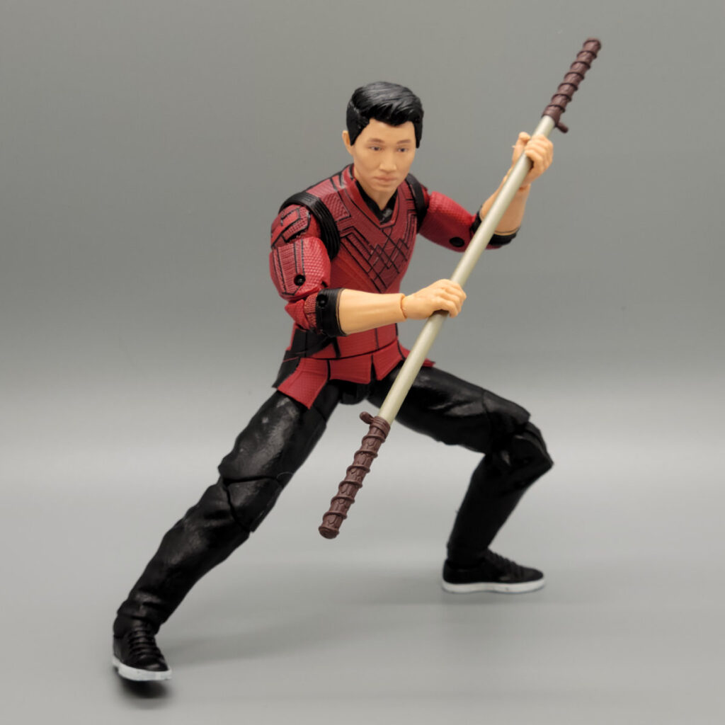 Review: Marvel Legends Shang Chi and the Legend of the Ten Rings Shang Chi 6 Inch